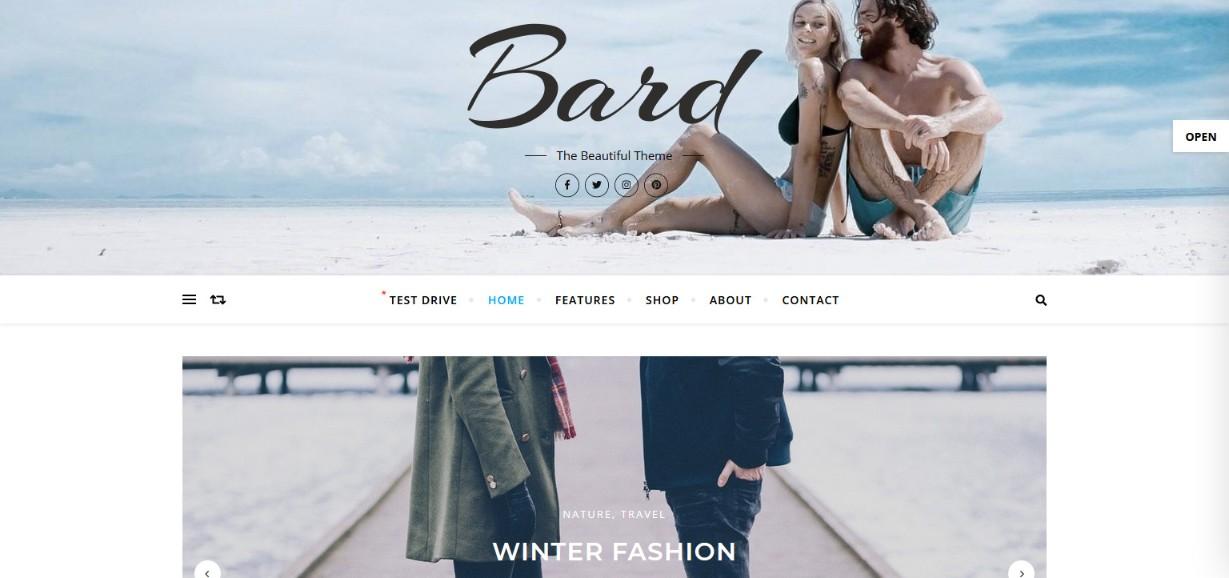 Bard demo site