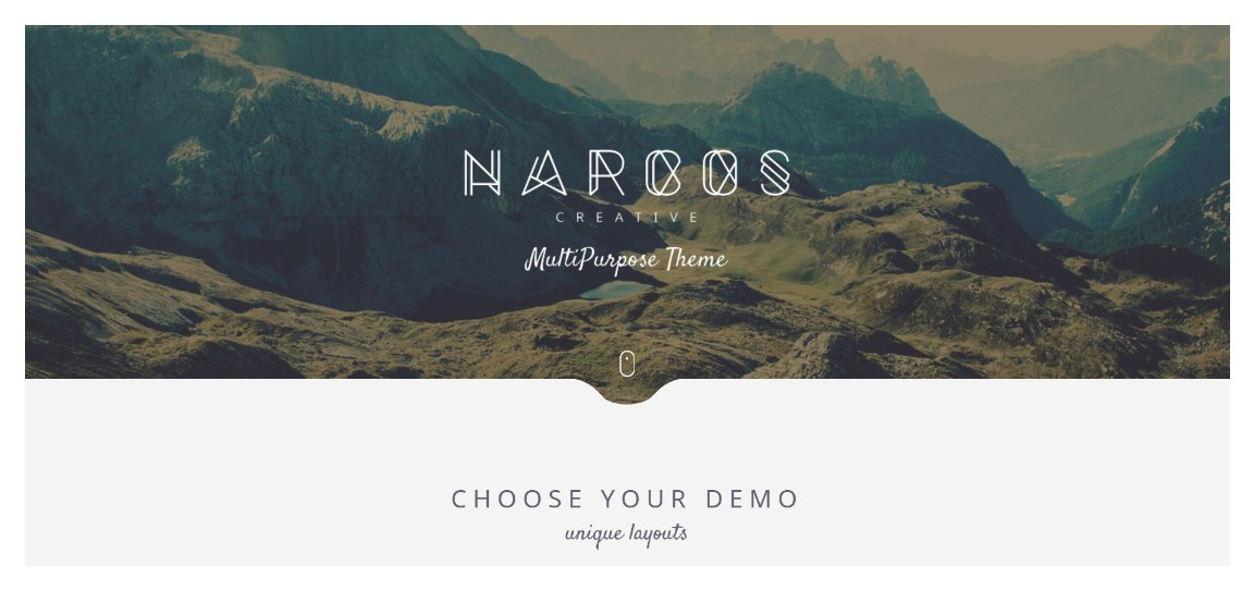 Narcos demo site