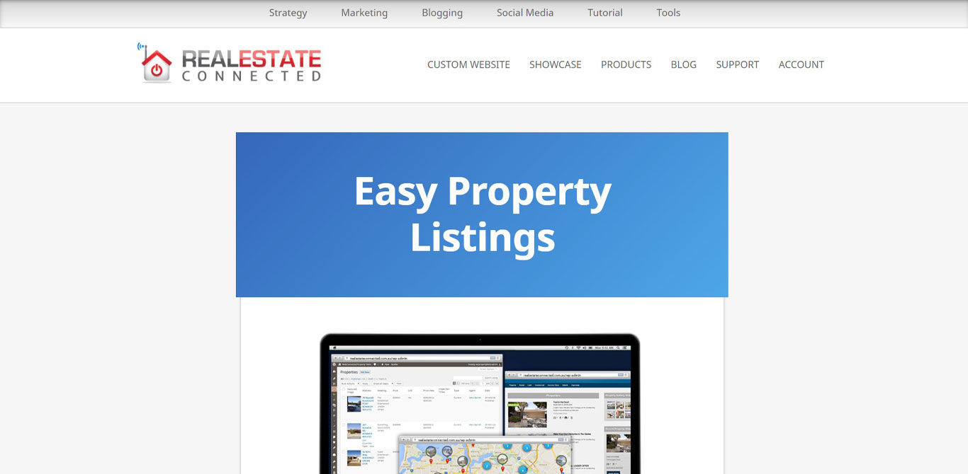 Easy property listings plugin image