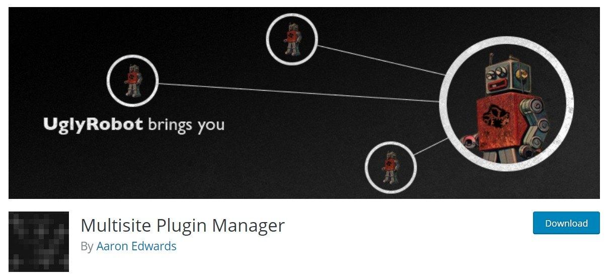 Multisite Plugin Manager image