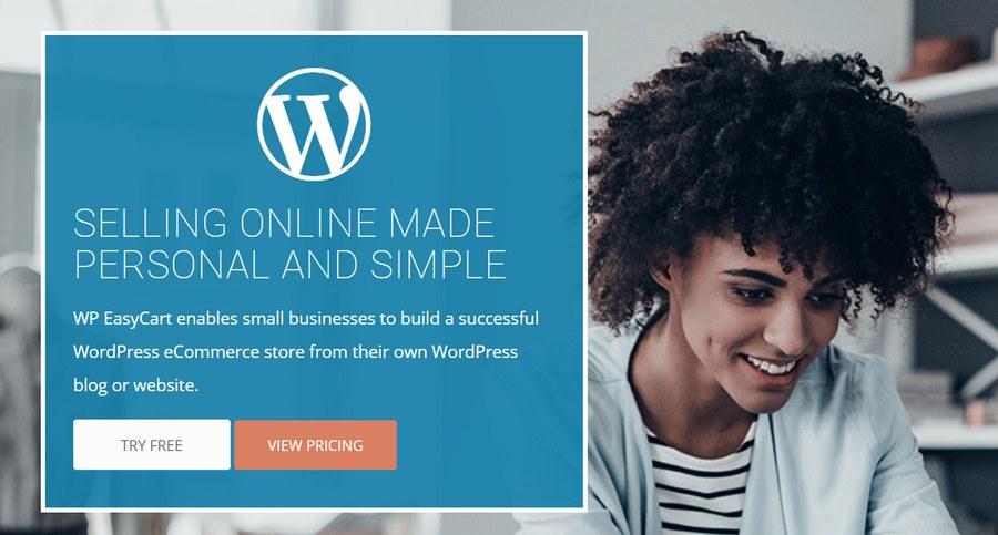 WP Easy Cart WordPress Plugin