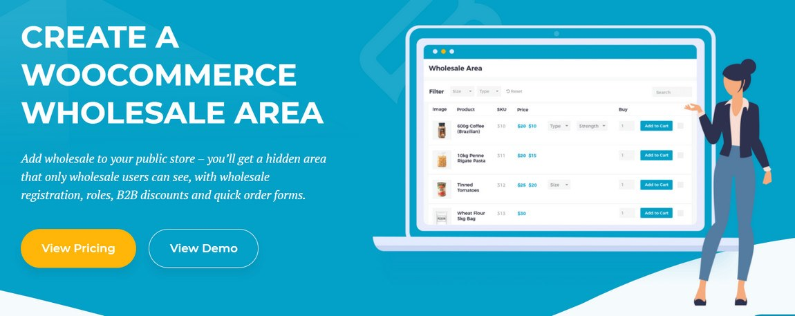 WooCommerce Wholesale Pro by Barn2
