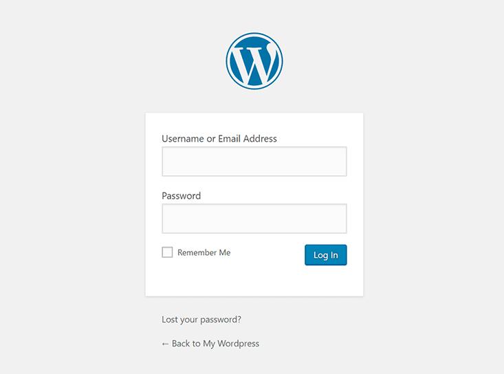 wordpress login cookie id