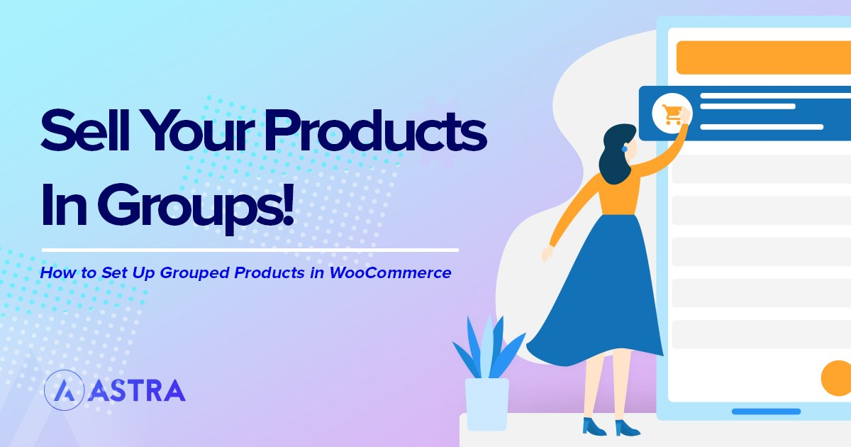 Grouped products in WordPress
