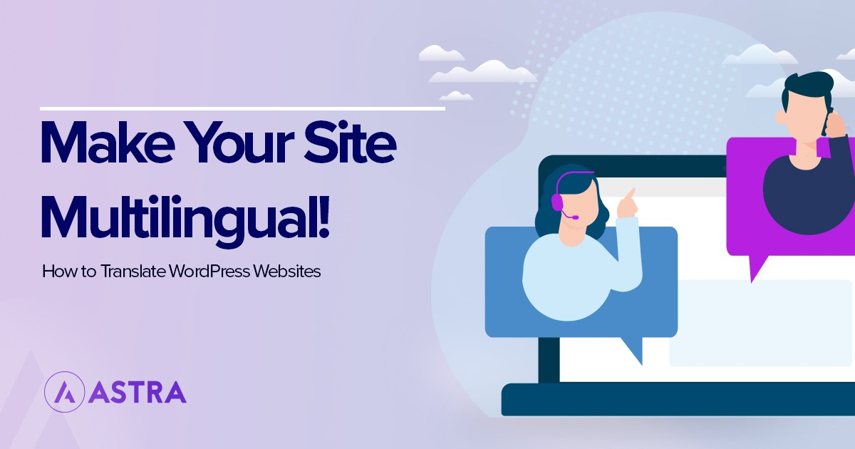 How To Translate A Wordpress Website With A Plugin 2021