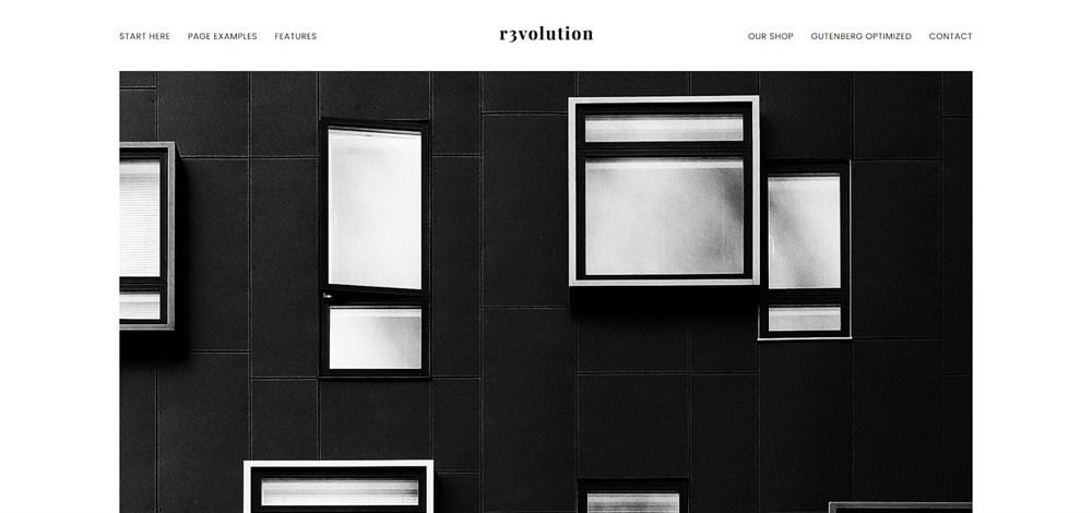 Revolution Pro studiopress theme