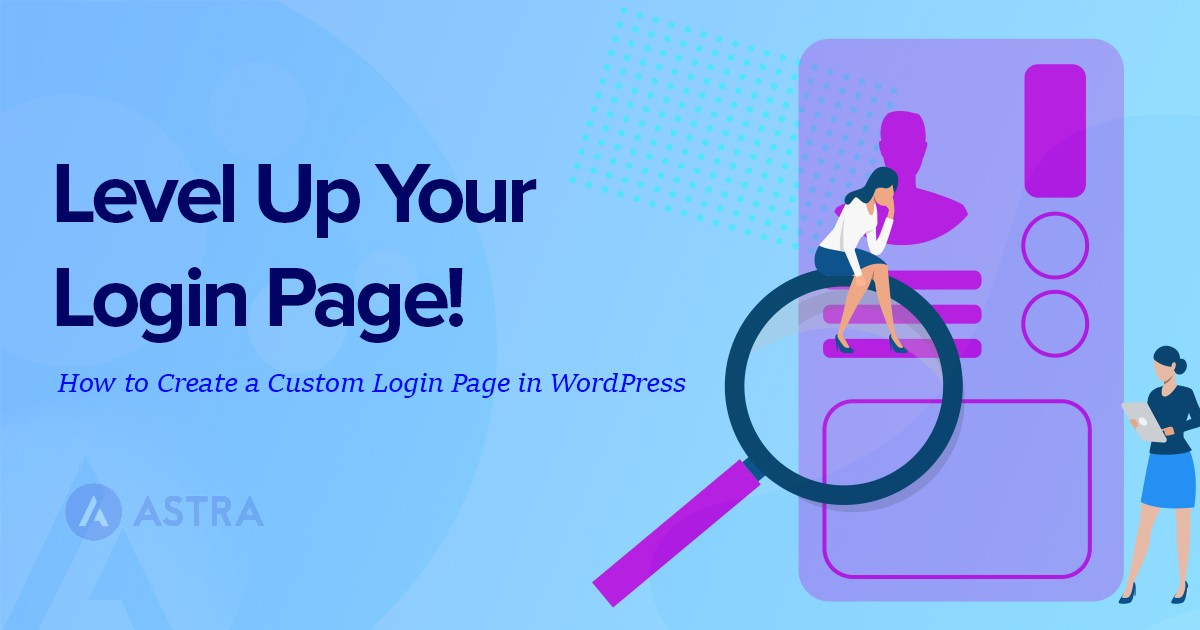WooCommerce login page
