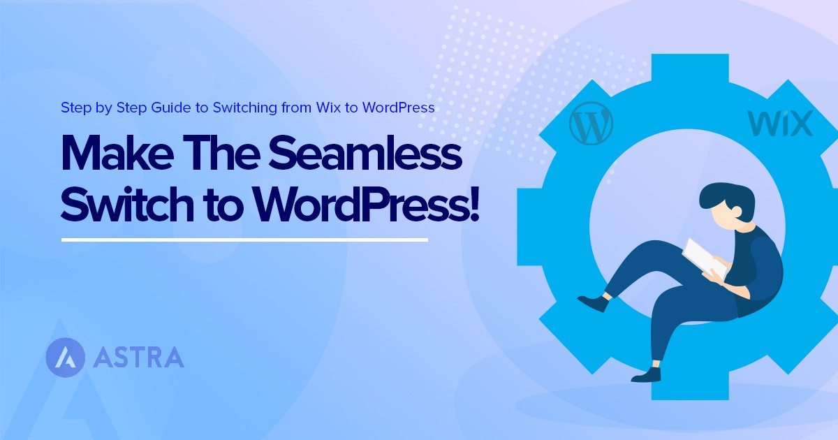 wix to wordpress step by step guide