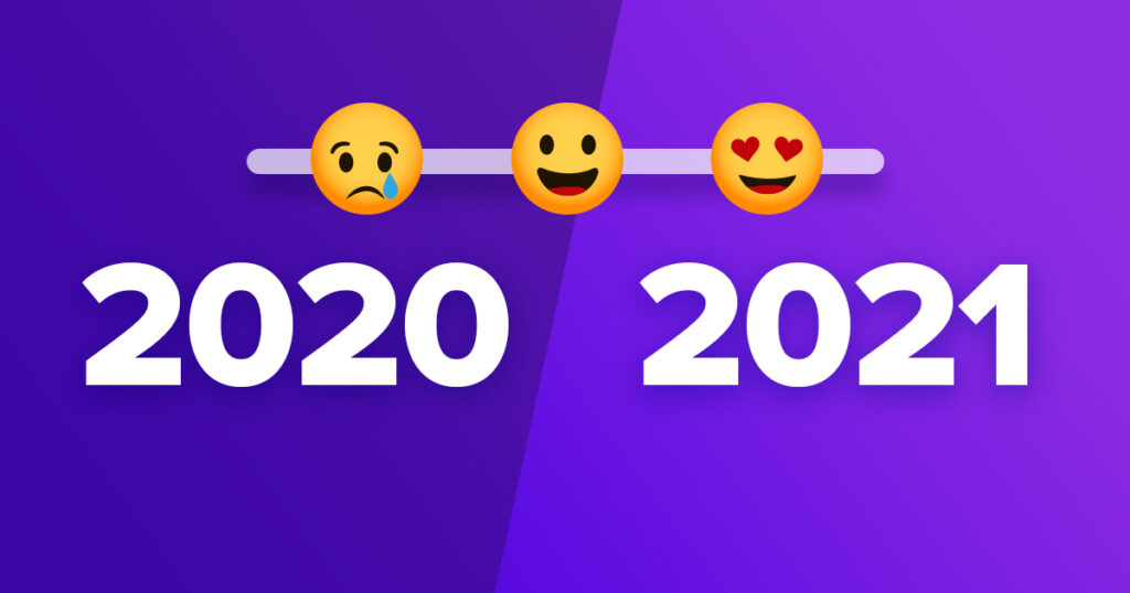 Welcome new year 2021
