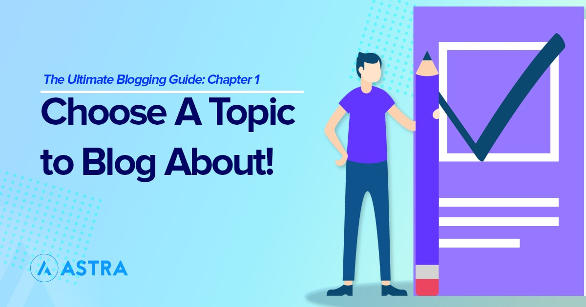 blogging guide chapter-1