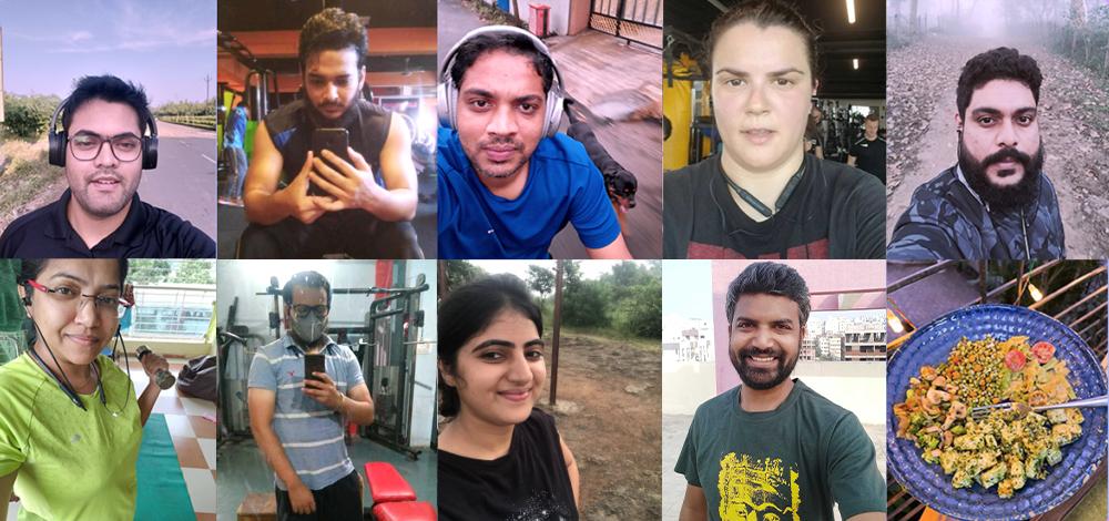 Astra Team in Fitness Program