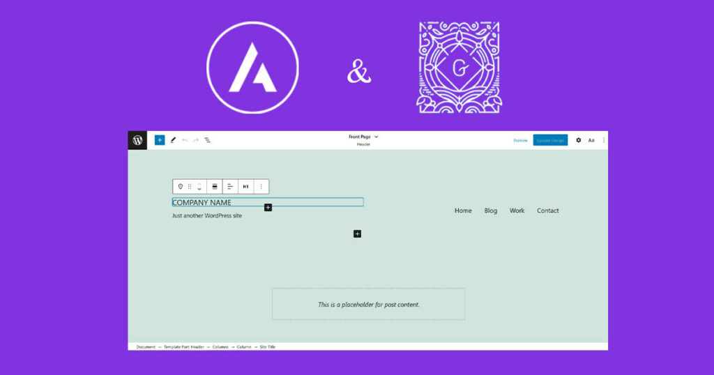 Astra future compatibility with Gutenberg full site editing