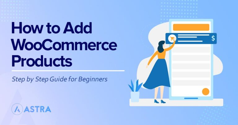 how to add woocommerce products