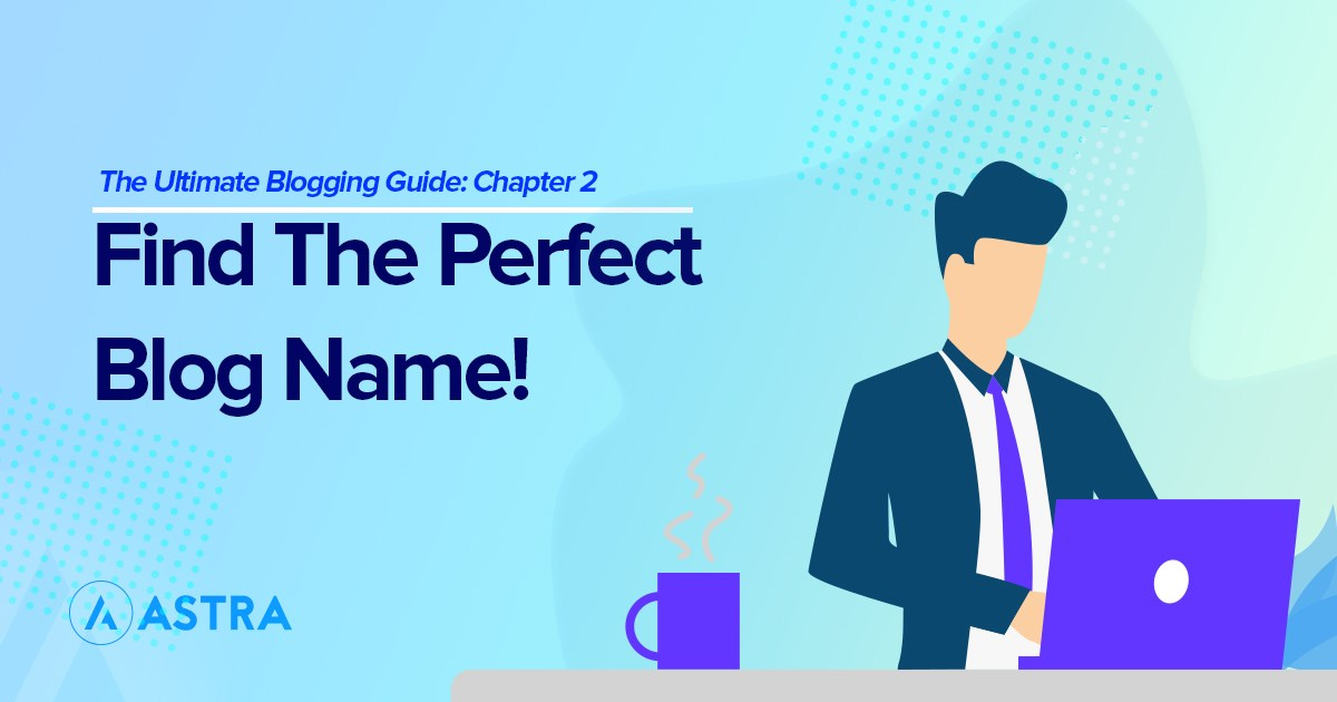 how to choose blog name