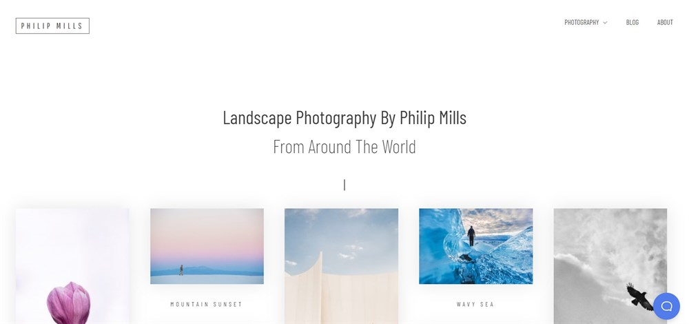 plox photography wordpress theme