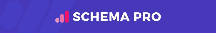 Schema Pro Banner