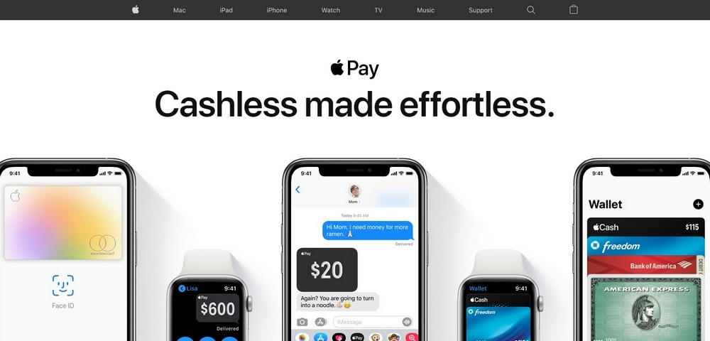 Apple pay payment gateway