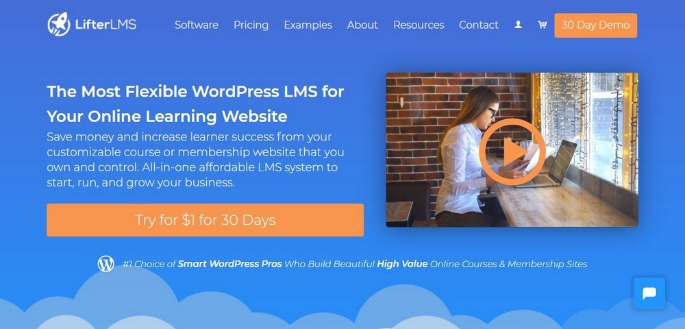 LMS Plugin by LifterLMS