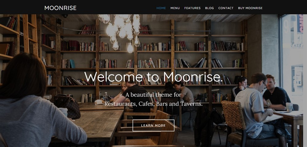 Moonrise demo site