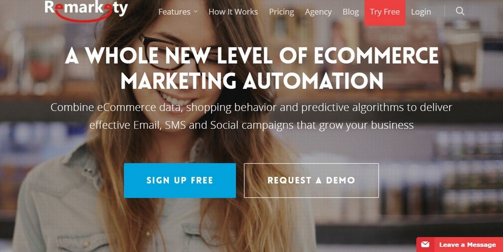 Remarkety eCommerce Marketing Automation