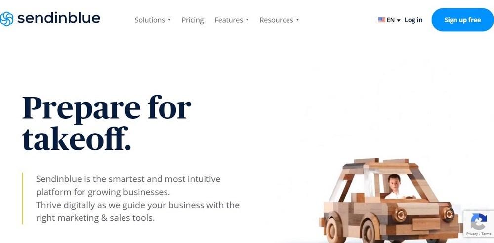 Sendinblue digital marketing tools