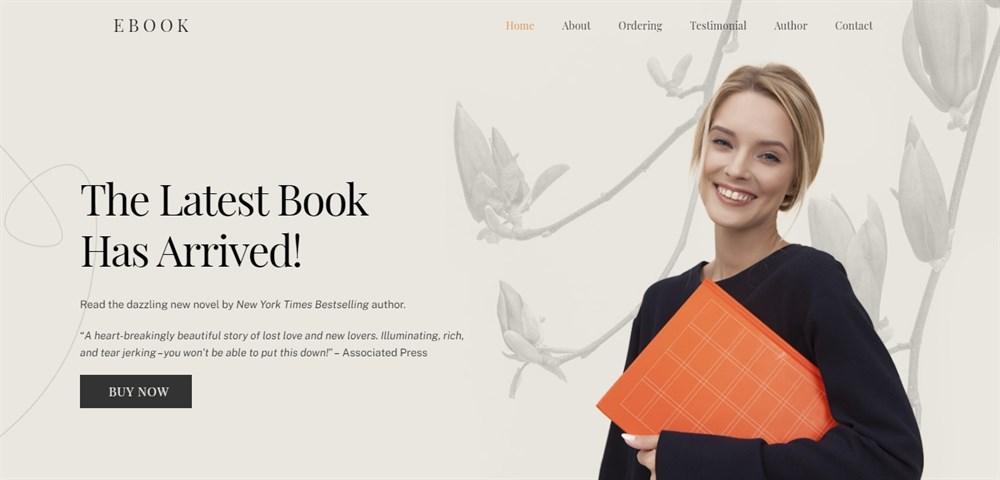 eBook Ultra eBook skin demo
