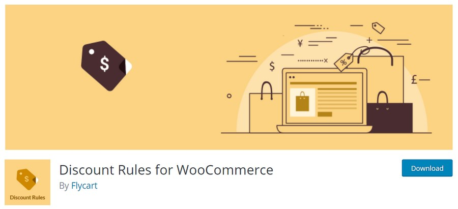 Discount Rules for WooCommerce WordPress plugin