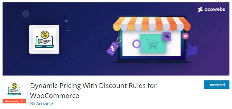Dynamic Pricing With Discount Rules for WooCommerce plugin