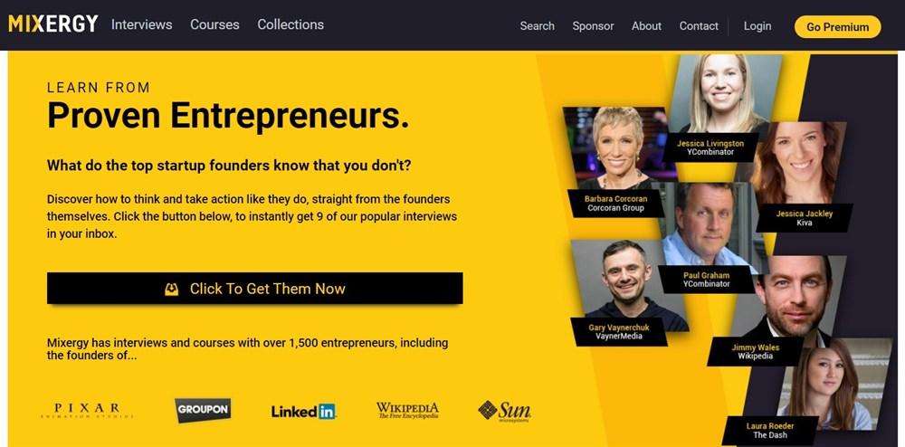 Learn from Proven Entrepreneurs - Business Podcast for Startups