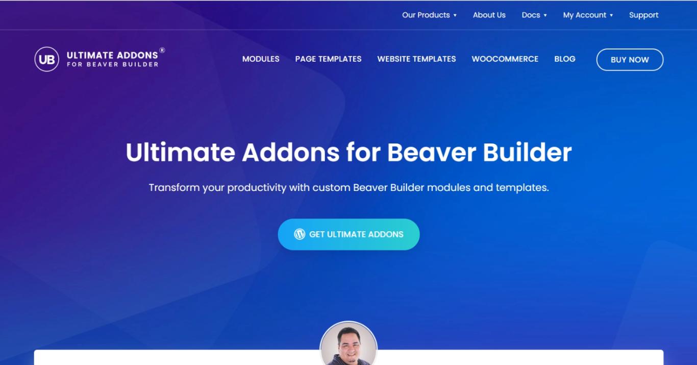 Ultimate Addons for Beaver Builder -Bundle