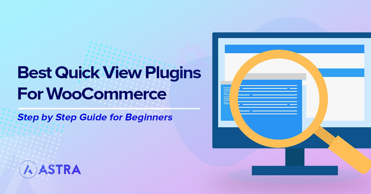 WooCommerce Quick View Plugins