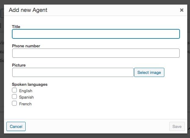 add new agent