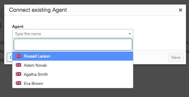 connect existing agent