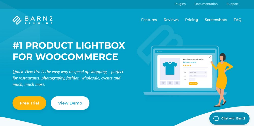 WooCommerce Quick View Pro by Barn 2