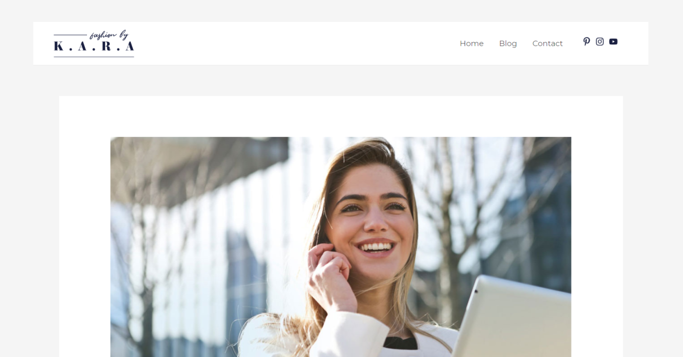 Max Width Website, Astra 3.0+
