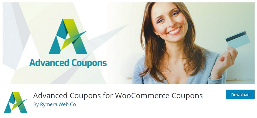 Advanced coupons for WooCommerce plugin