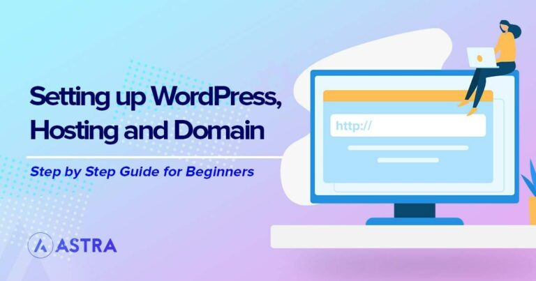 Setting up WordPress hosting and domain