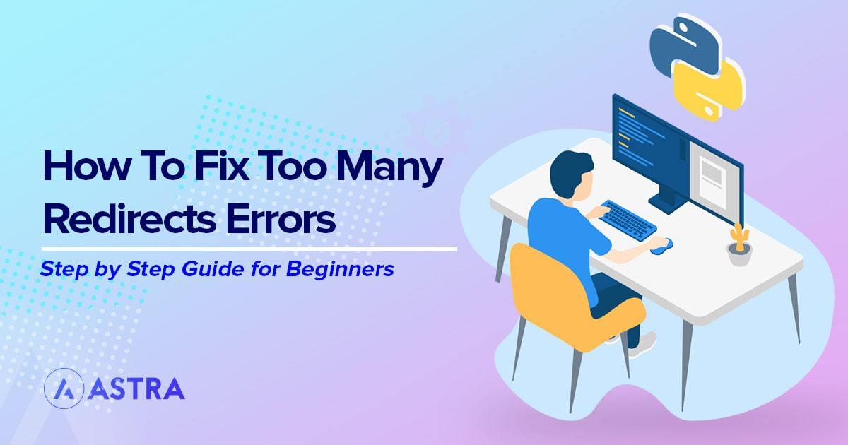 Fix too many redirects errors WordPress