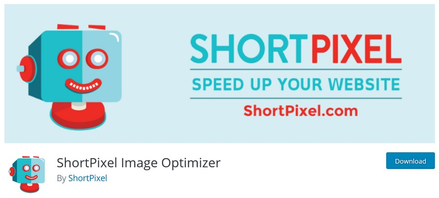 ShortPixel Image Optimizer plugin