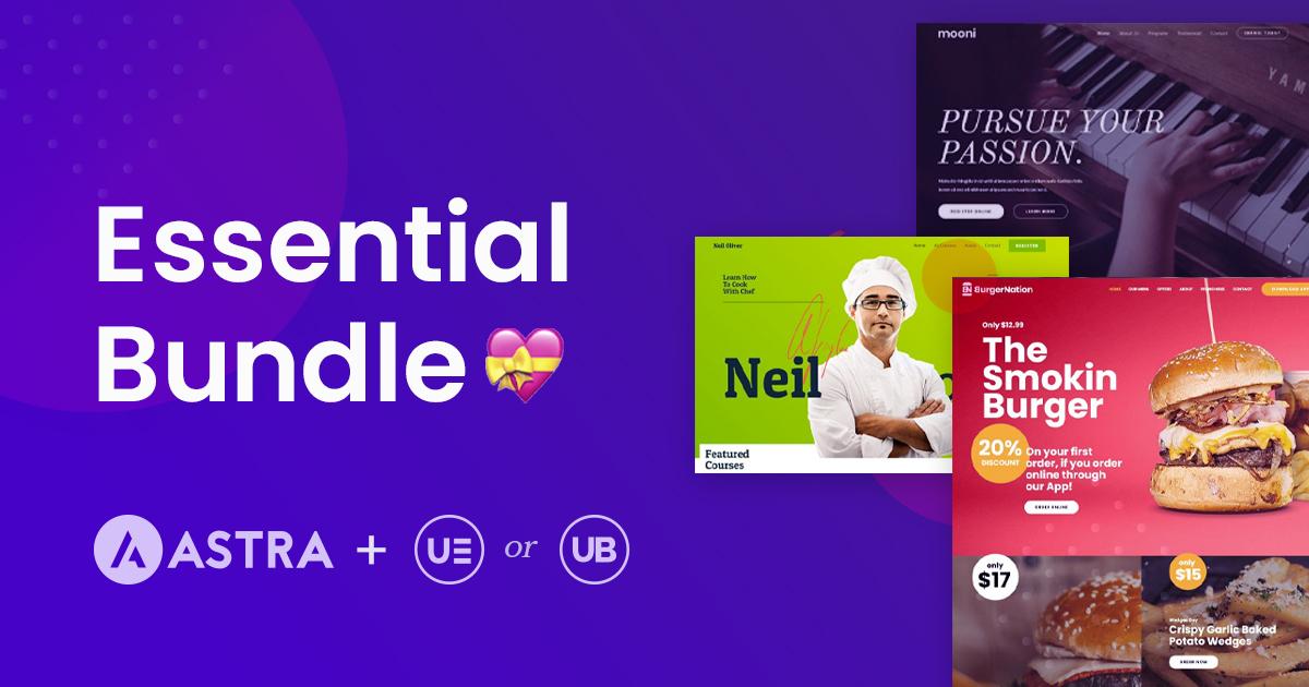 Introducing Essential Bundle