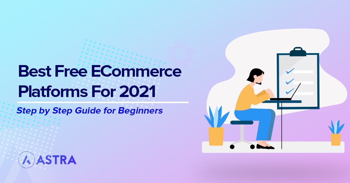 Free eCommerce Platforms