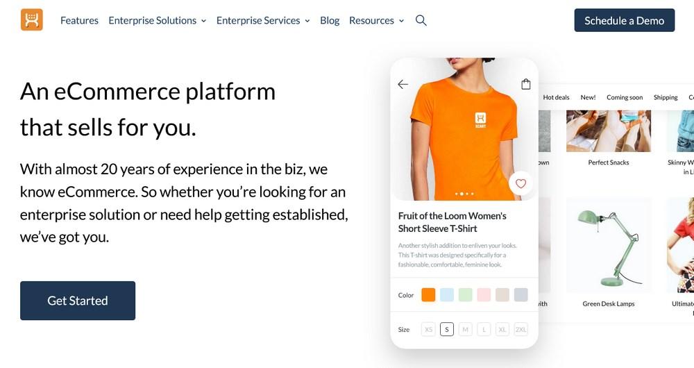 eCommerce Shopping Cart Software xCart
