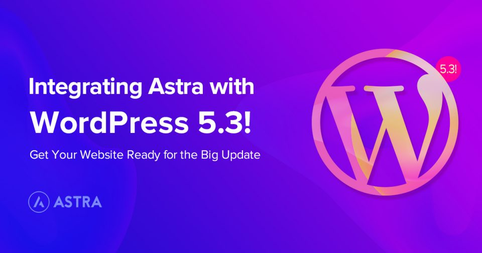 Astra -WordPress-5