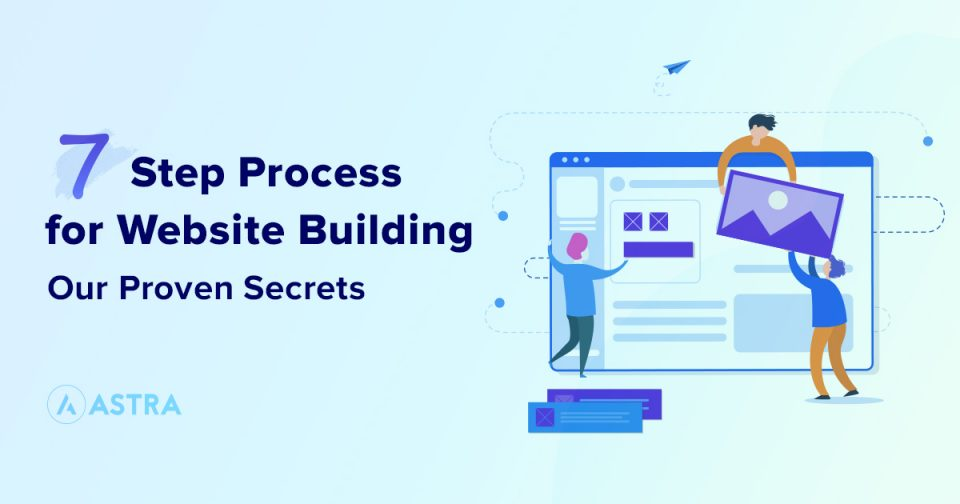 website building process